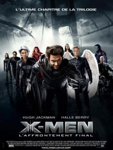 x men l affrontement final affiche