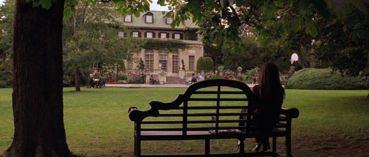 x-men-movie malicia dans le jardin face à l institut xavier