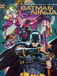 Batman ninja affiche