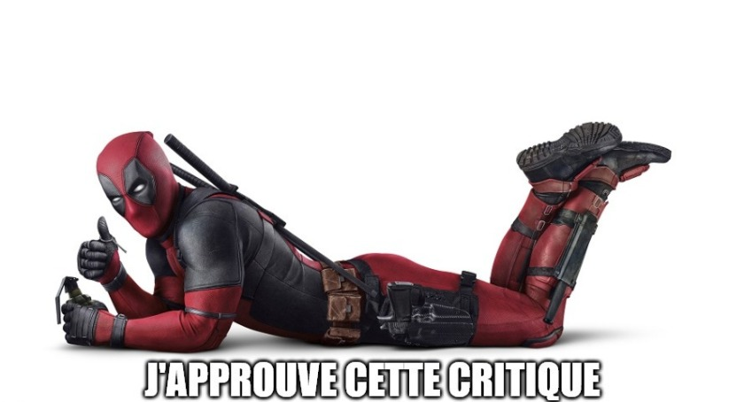 deadpool 2 approuve
