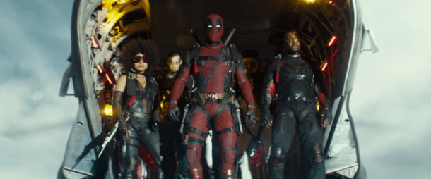 deadpool 2 la x force