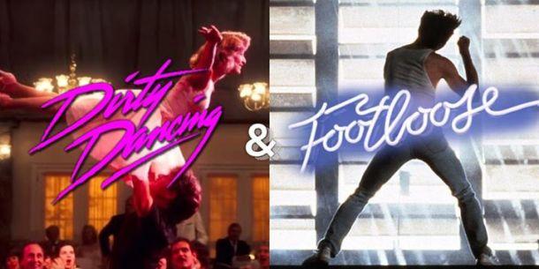 dirty dancing vs footloose