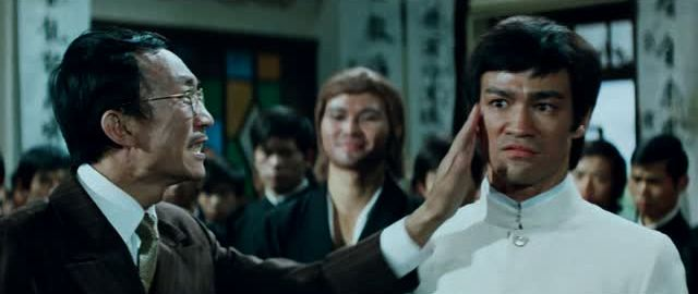 la fureur de vaincre chen zhen humilié