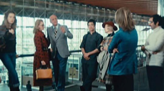 la fureur du dragon aeroport
