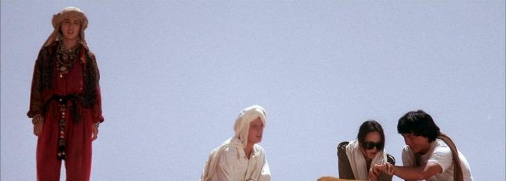 operation condor jackie ada elsa et makumo dans le désert du sahara