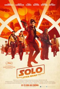 solo a star wars story affiche