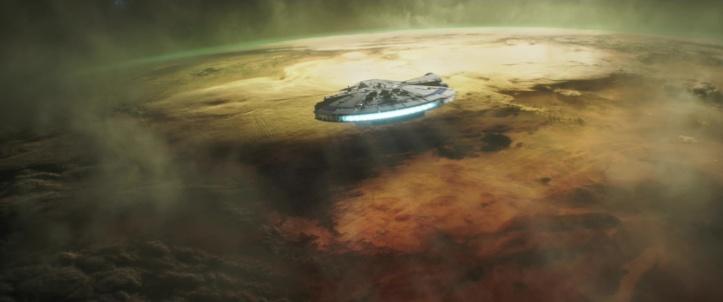 Solo-A-Star-Wars-Story faucon millenium