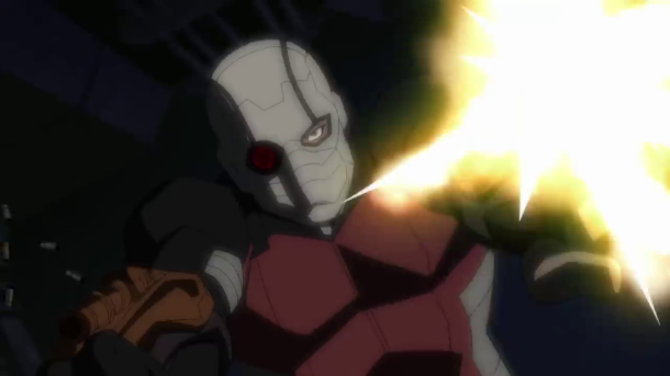 suicide squad hell to pay deadshot passe à l attaque