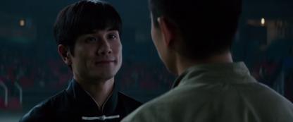 Birth of dragon Bruce lee face à wong jack man