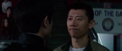 Birth of dragon wong jack man face à bruce lee