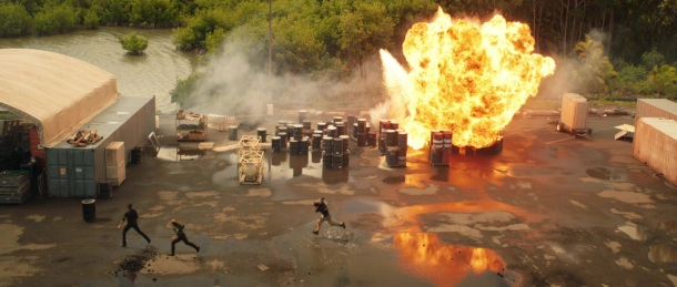 jurassic world fallen kingdom explosion
