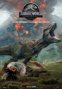 jurassic world fallen of kingdom affiche