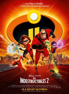 Les indestructibles 2 affiche