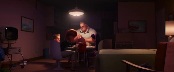 les indestructibles 2 la famille à table