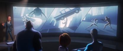 les indestructibles 2 winston devor veut que les super héros reviennent
