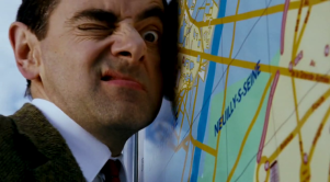les vacances de mr bean plan de paris