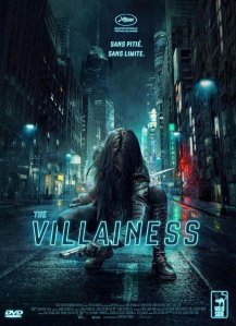 The villainess affiche