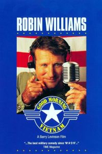 good morning vietnam affiche