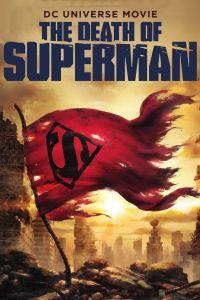 la mort de superman affiche