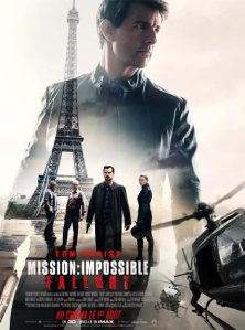 Mission impossible fallout affiche