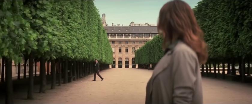 mission impossible fallout lisa et ethan se retrouvent au jardin des tuileries