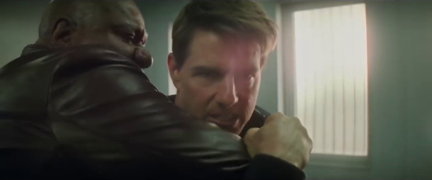 mission impossible fallout luther tente de calmer ethan