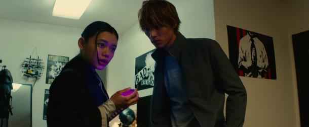 Bleach Ichigo fait la connaissance de Rukia
