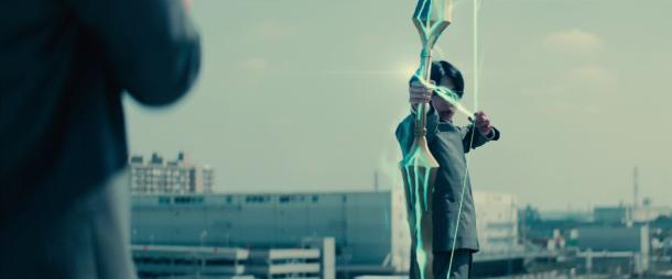 Bleach Uryu Ishida et son arc