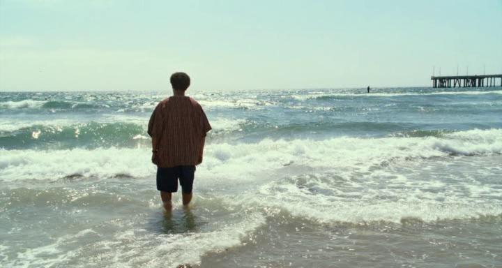 l'affaire roman j israel roman allant à la plage pour la premiere fois