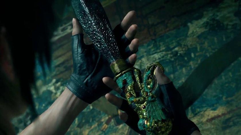 shadow of the tomb raider dague