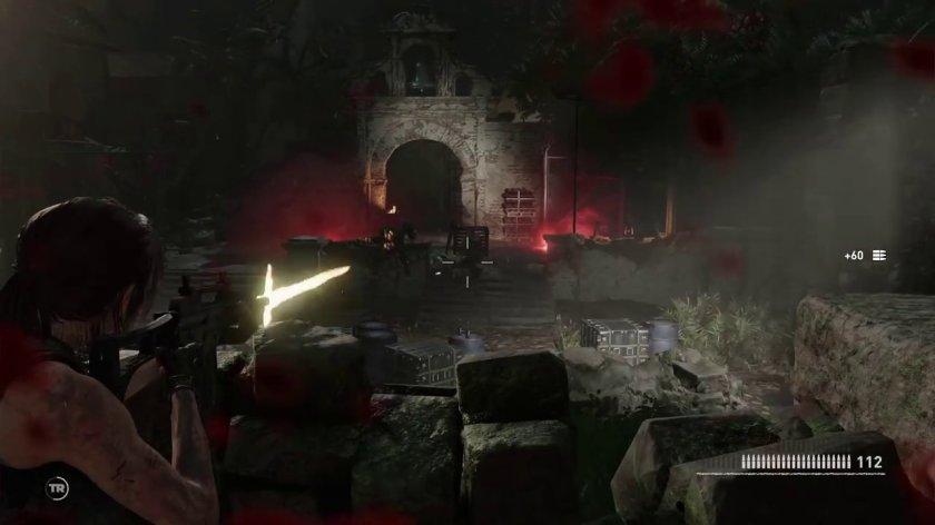 shadow of the tomb raider gun fight
