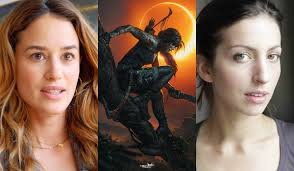 shadow of tomb raider alice david cede sa place à Anna Sigalevitch