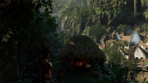 Shadow of tomb raider bienvenue dans la cite perdue
