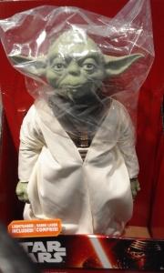 star wars yoda 45cm hasbro figurine