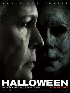 Halloween 2018 affiche
