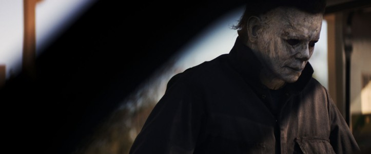 halloween 2018 michael myers recupere son masque