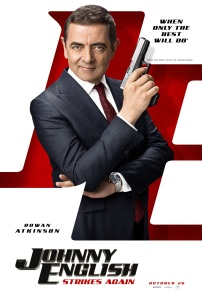 johnny english contre attaque affiche