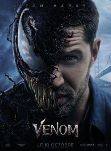 Venom affiche