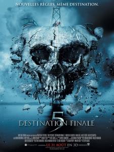 Destination finale 5 affiche