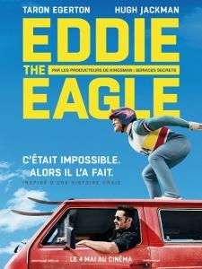 Eddie the eagle affiche