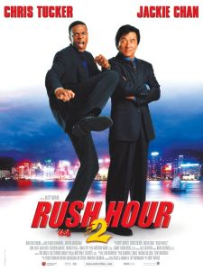 Rush hour 2 affiche