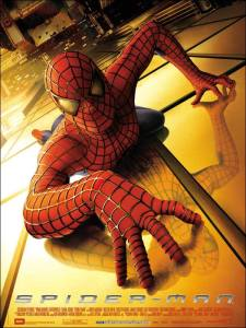 Spiderman 2002 affiche