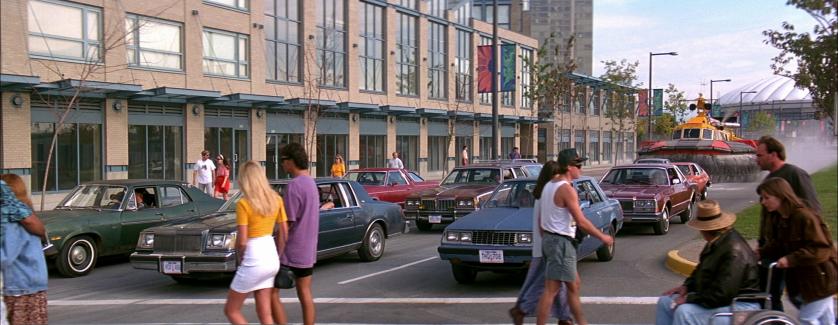 jackie chan dans le bronx aeroglisseur en pleine rue de new york