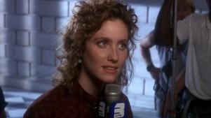 les tortues ninja 1990 april o'neil en pleine interview