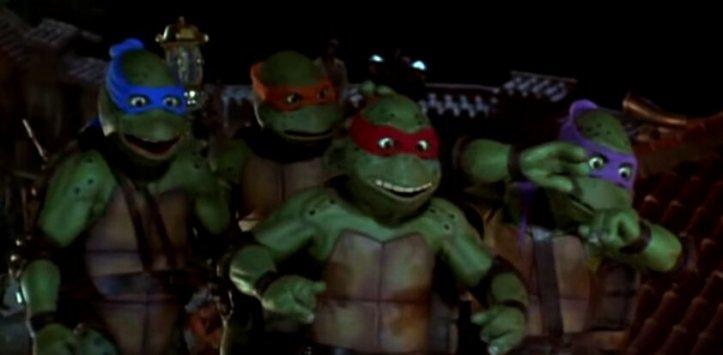les tortues ninja 3 le choc