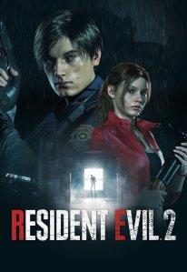 resident evil 2 remake affiche