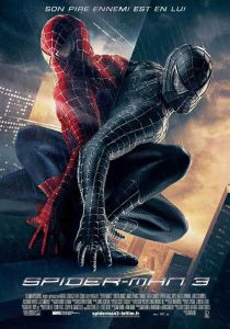 spiderman 3 affiche
