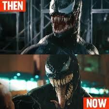 spiderman 3 avant le film venom et apres le film venom