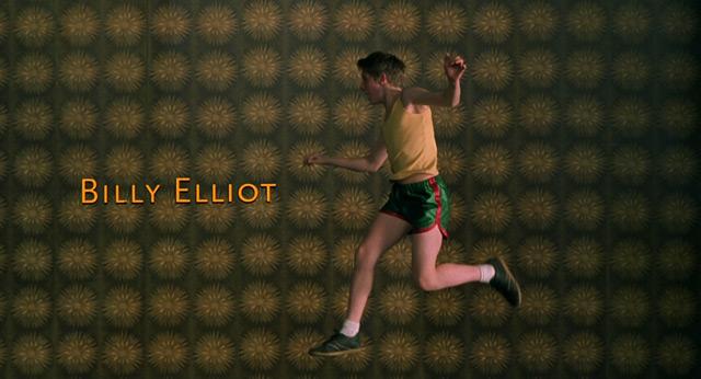 billy-elliot titre generique d'ouverture