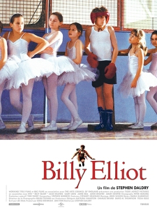 billy elliott affiche